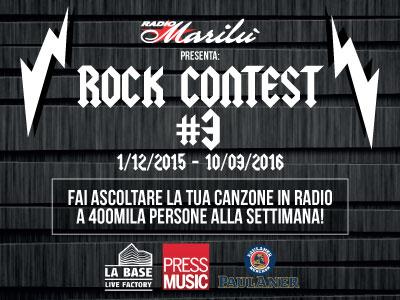 radio marilù Rock contest