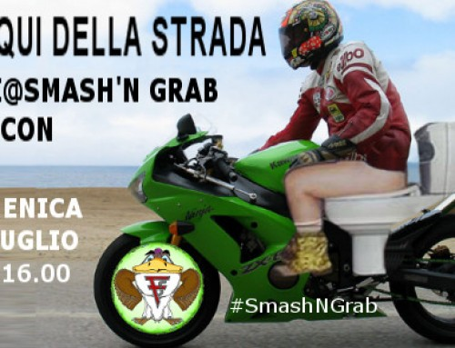 24/07/2016 Smash'N'Grab – Marcon (VE)