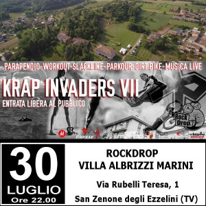 rockdrop VILLA ALBRIZZI 30 LUGLIO
